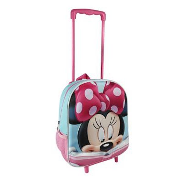 Trolley per la Scuola Minnie Mouse