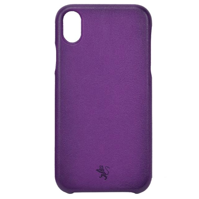 Pratesi Cover iPhone XR B077 Perfect Size - Cover iPhone XR B077 Viola